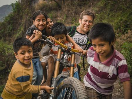 Searching for Single-track, Guatemala © Justa Jeskova